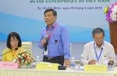 Tác động của cách mạng 4.0 đến quan hệ lao động trong các doanh nghiệp FDI