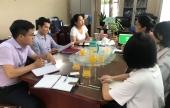 TRƯỜNG ĐẠI HỌC LAO ĐỘNG - XÃ HỘI (CSII) LÀM VIỆC VỚI tổ chức Dariu foundation