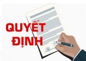 QĐ trúng tuyển ĐHLT (TC-ĐH) VLVH ngành Kế toán TP2020